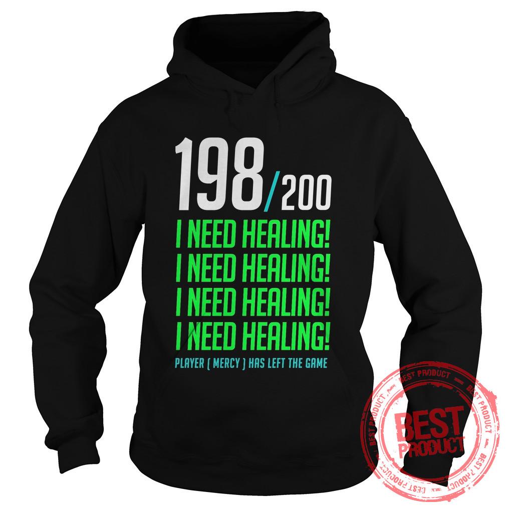 198 200 Need Healing Hoodie
