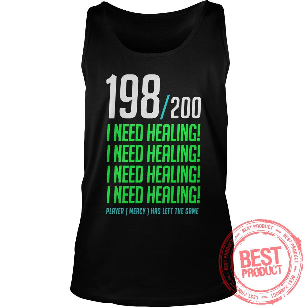 198 200 Need Healing Tank