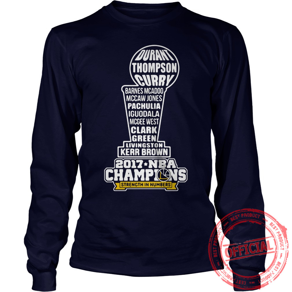 Durant Thompson Curry Shirt