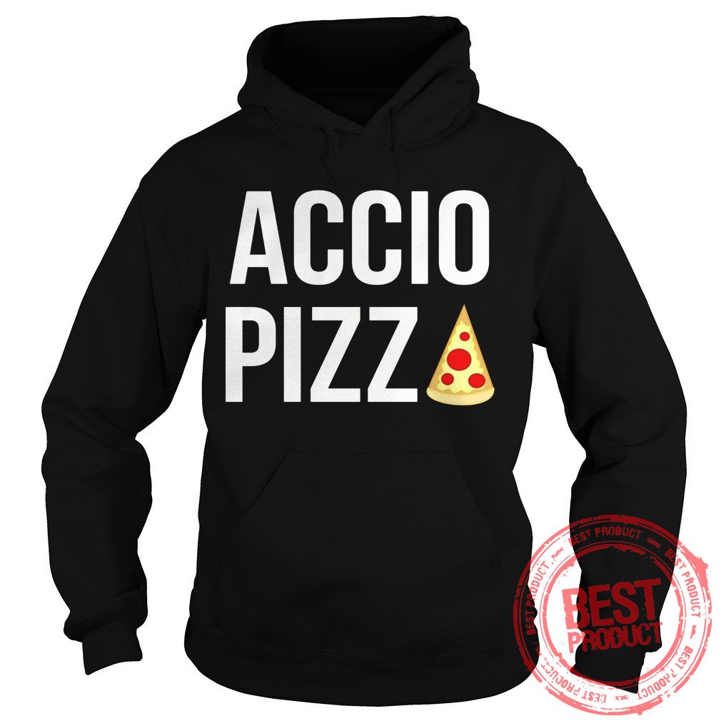 Accio Pizza Hoodie