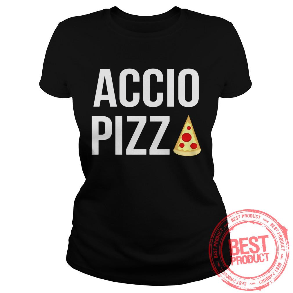 Accio Pizza Ladies Tee