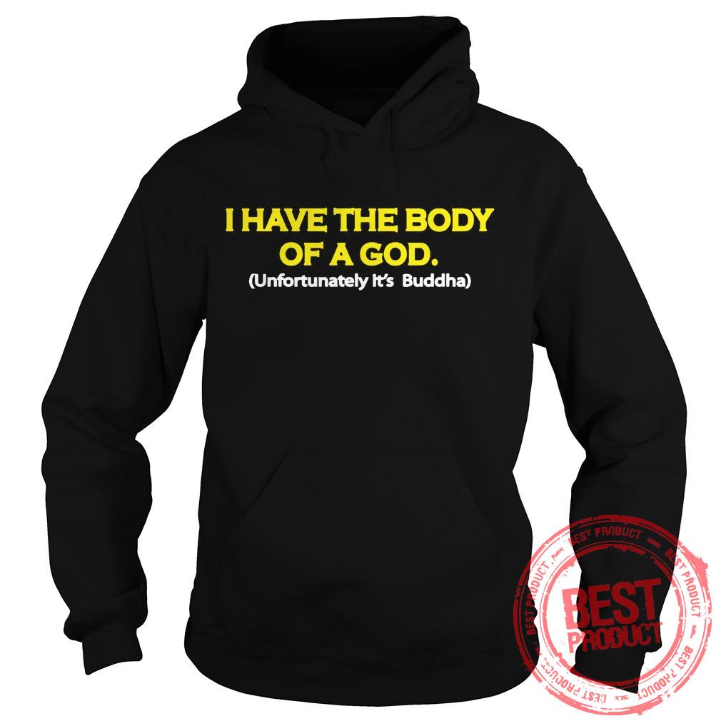 Body God Hoodie