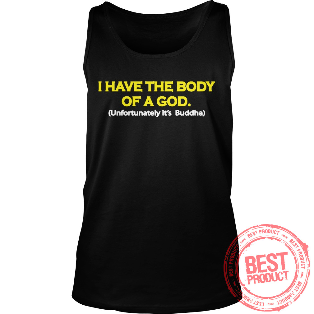 Body God Tank Top