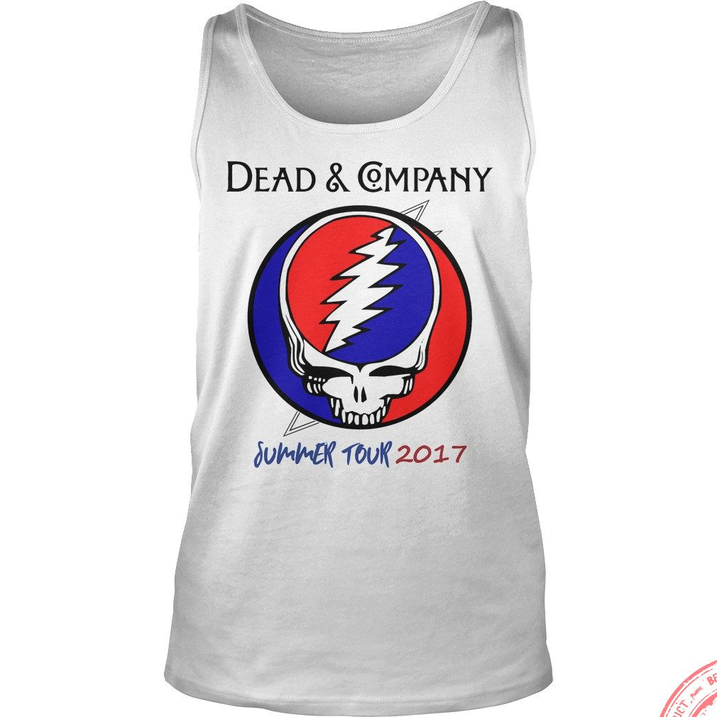 Dead Company Summer Tour 2017 Tank Top