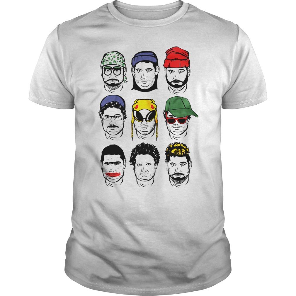 Faces H3h3 Shirt
