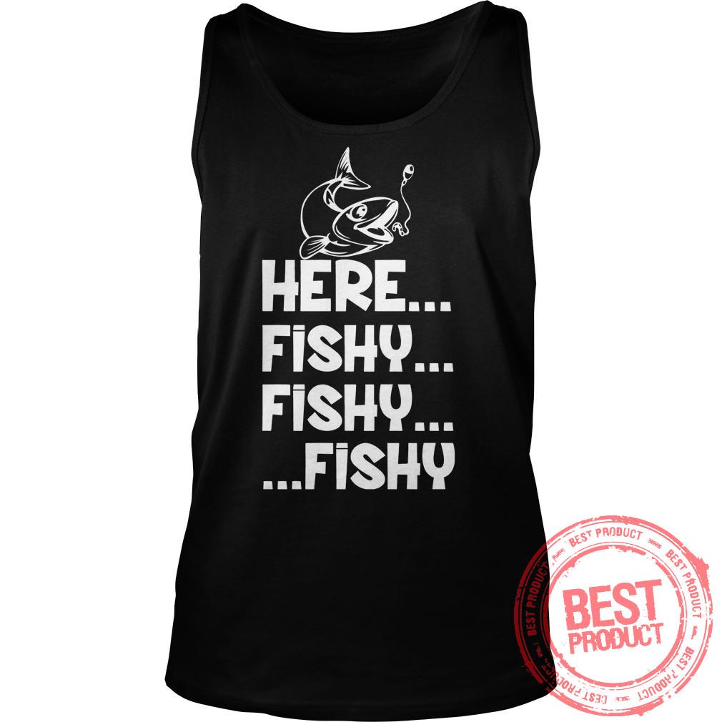 Fishy Fishy Fishy Tank Top