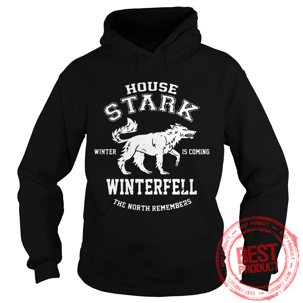 House Stark Game Thrones Hoodie
