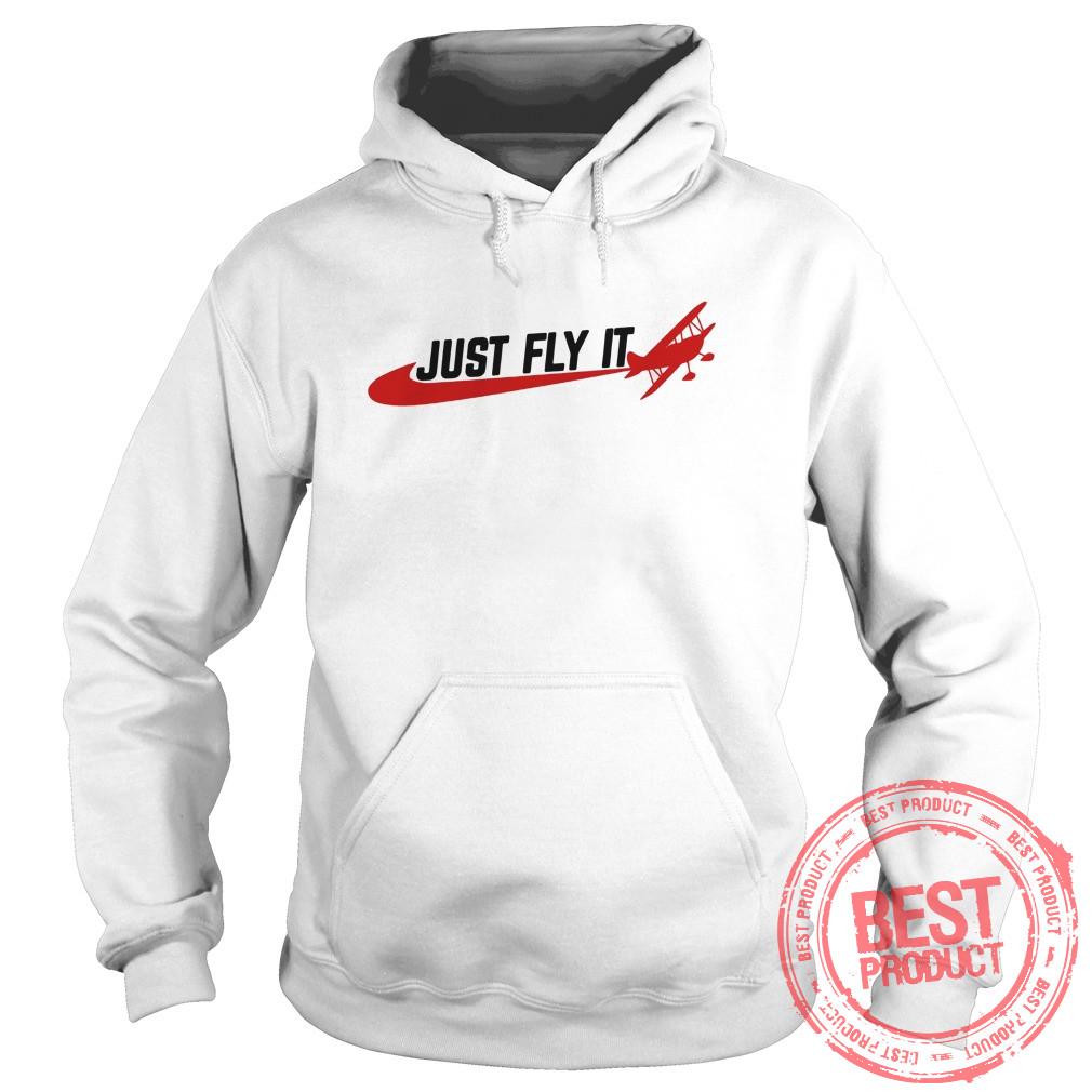 Just Fly Pilot Hoodie
