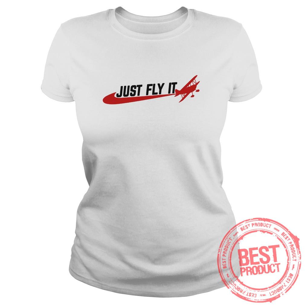 Just Fly Pilot Ladies Tee