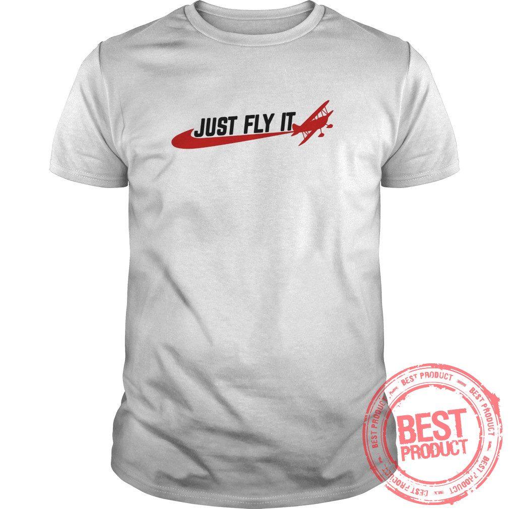 Just Fly Pilot Shirt