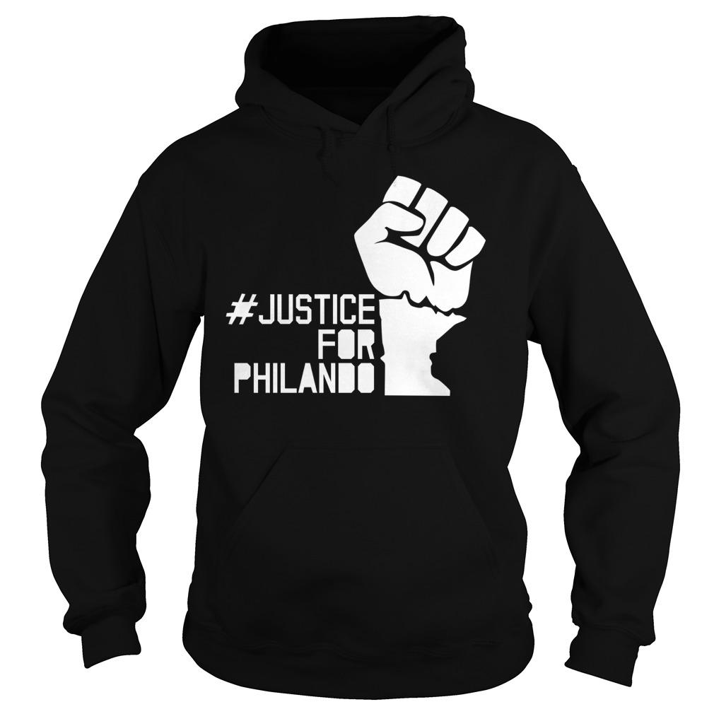 Justice Philando Hoodie