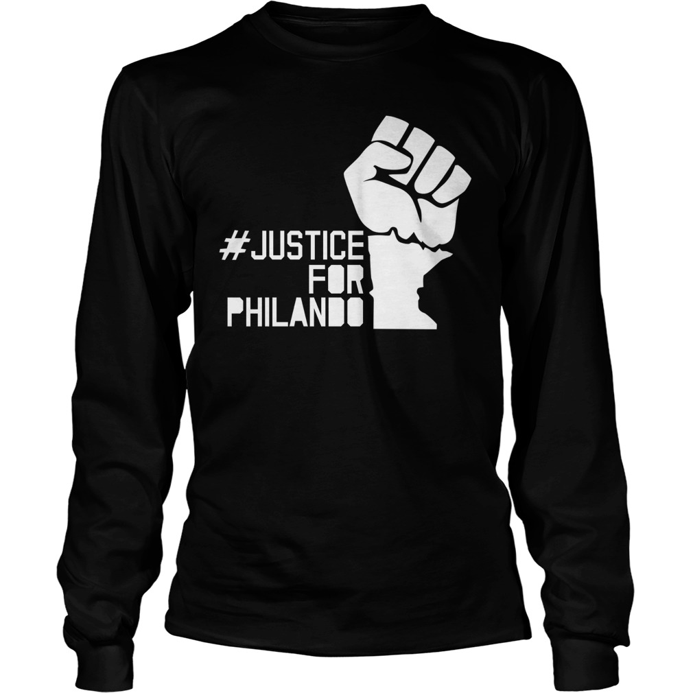 Justice Philando Longsleeve