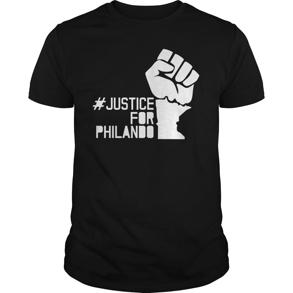 Justice Philando Shirt