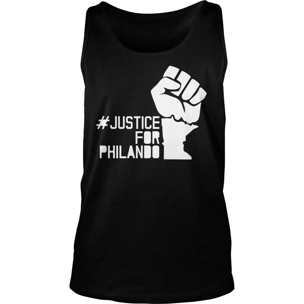 Justice Philando Tank