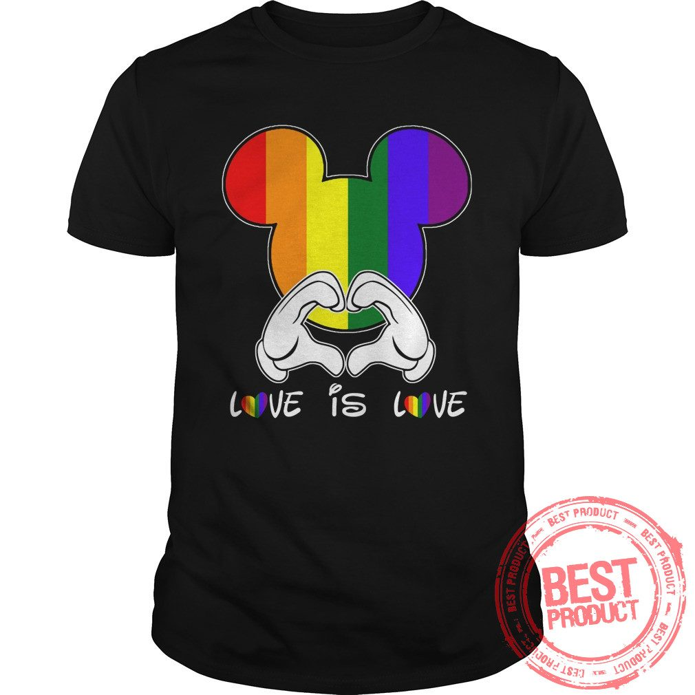 Love Love Lgbt Shirt