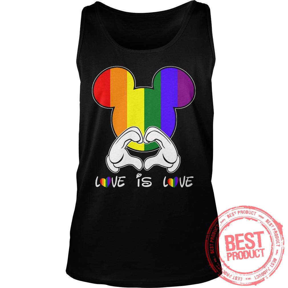 Love Love Lgbt Tank Top