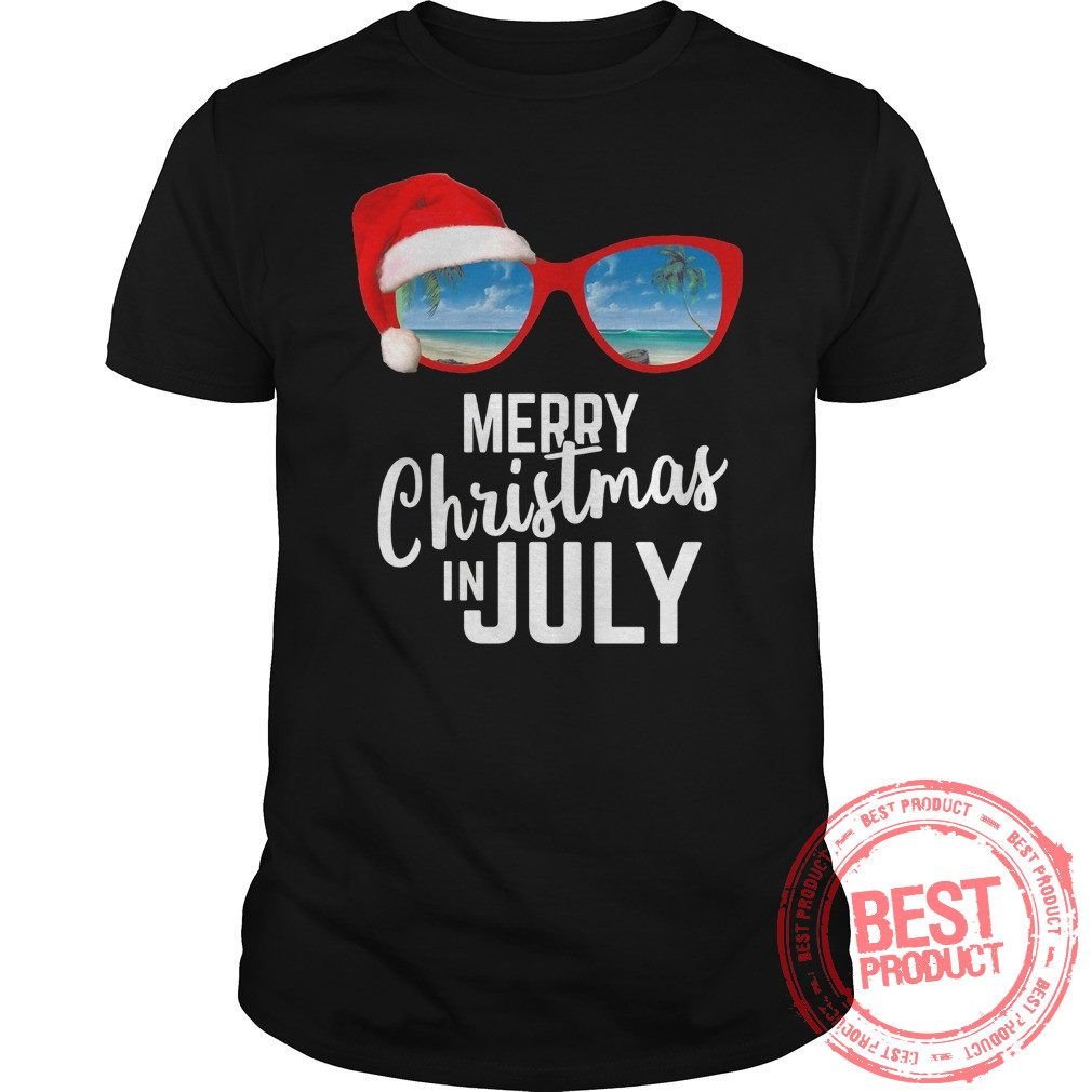 Merry Christmas July Shirt