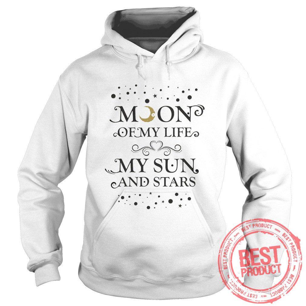Moon Life Sun Star Hoodie