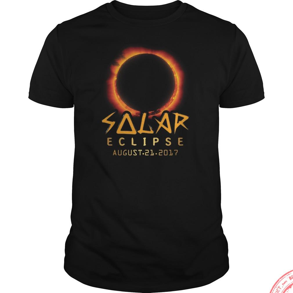 Solar Eclipse August 21 2017 Shirt