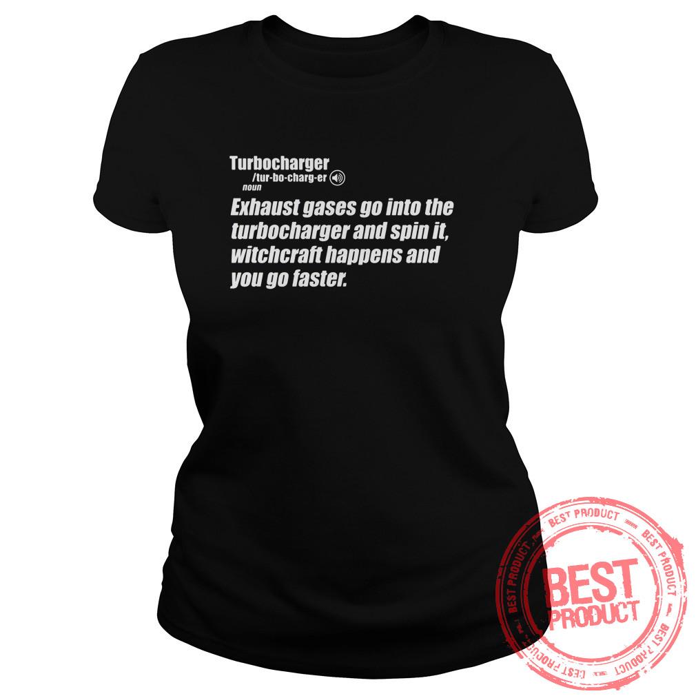 Turbocharger Definition Ladies