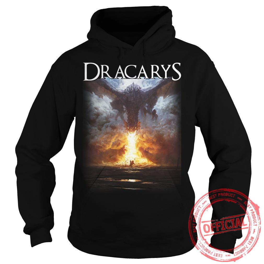 Dracarys Shirt (game Of Thrones Season 7)
