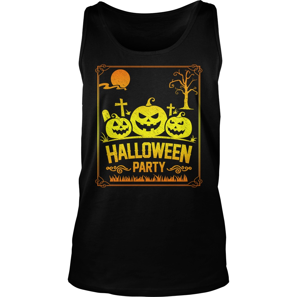Halloween Party Shirt