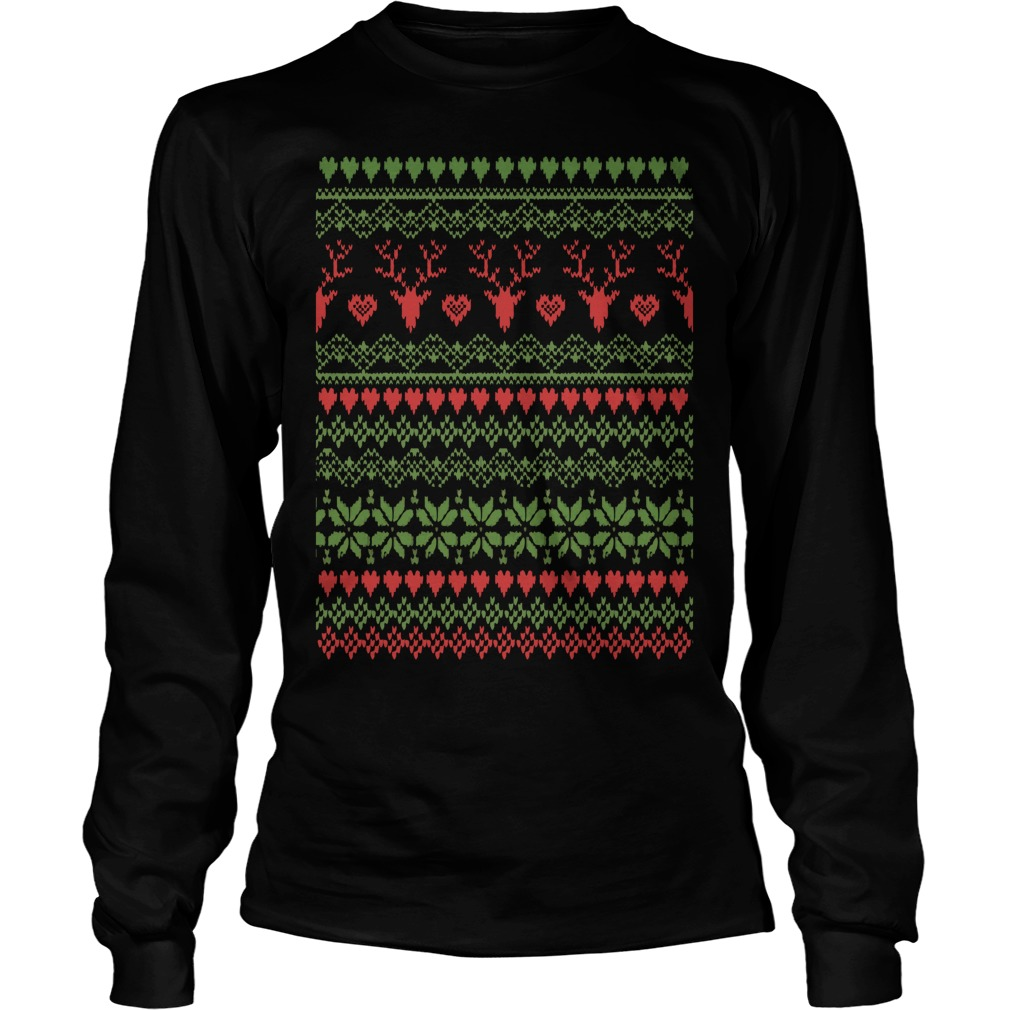 80s Christmas Knitted Sweater