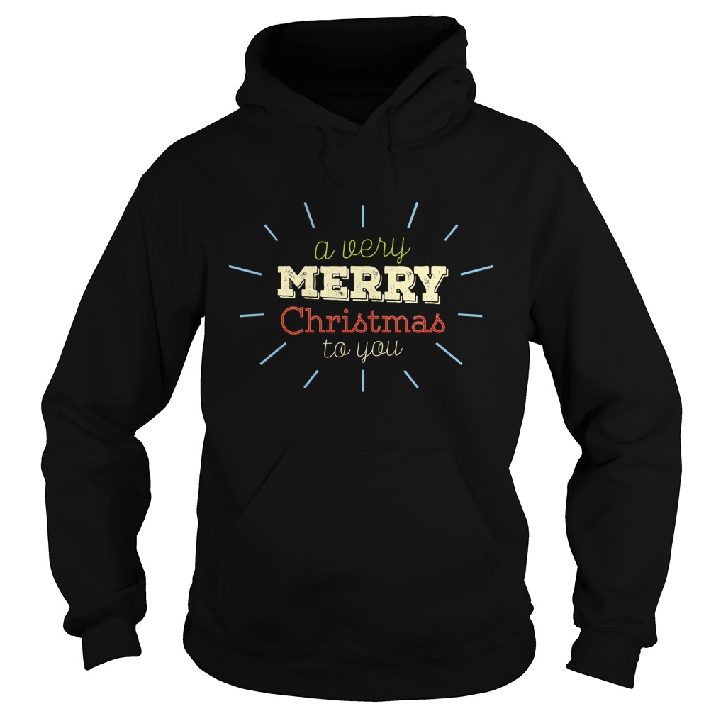A Very Merry Christmas To You Sweater