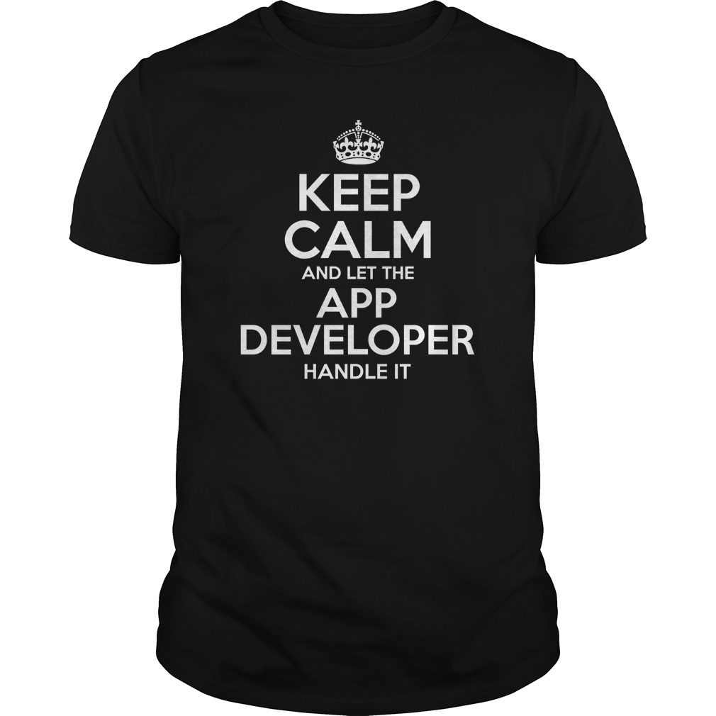 App Developer Shirt