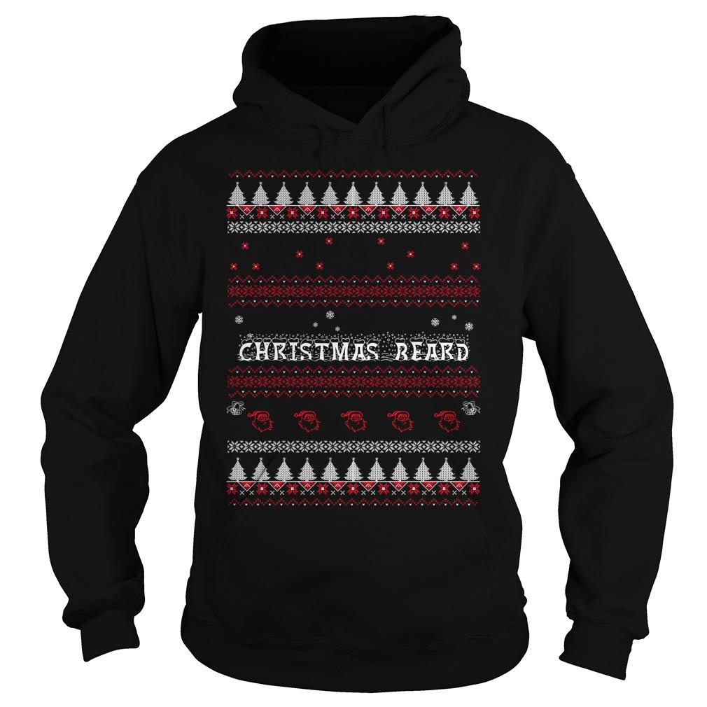 Christmas Beard Shirt