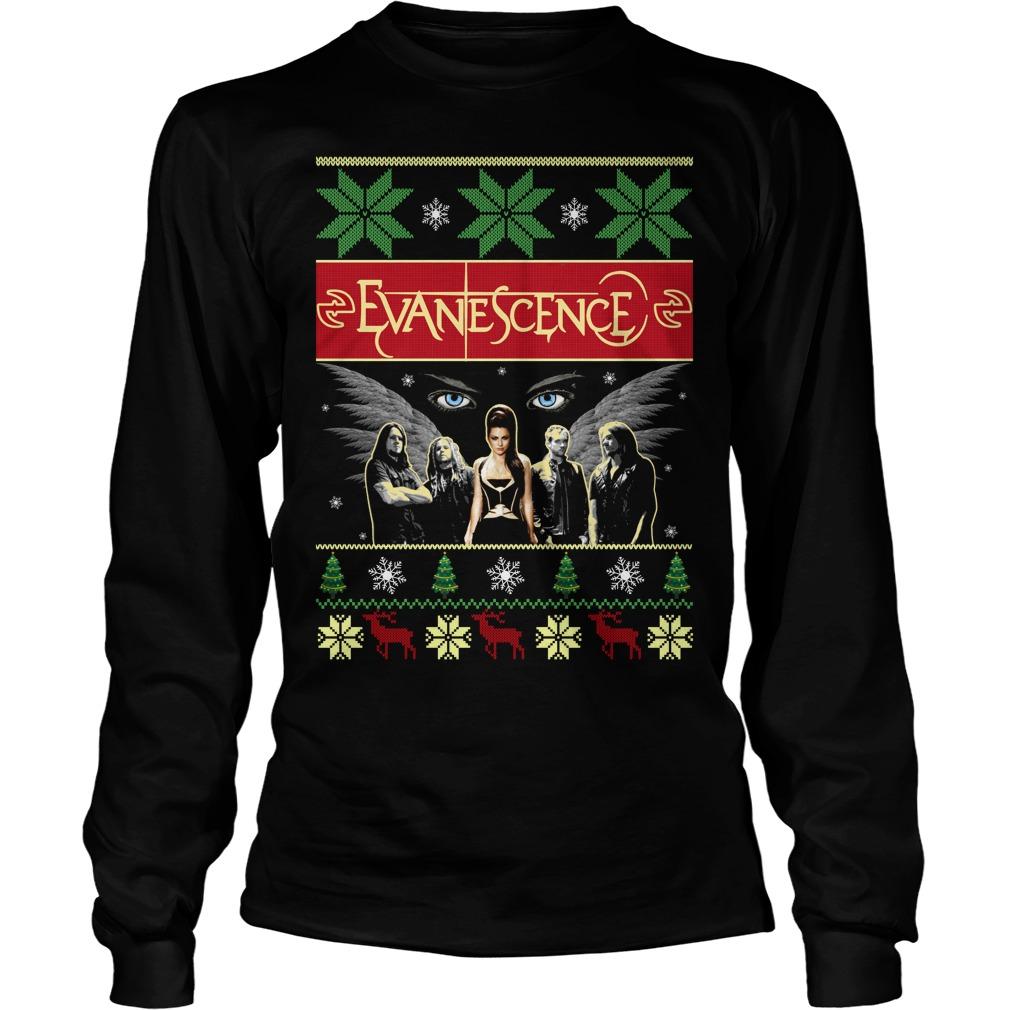 Evanescence Christmas Sweater
