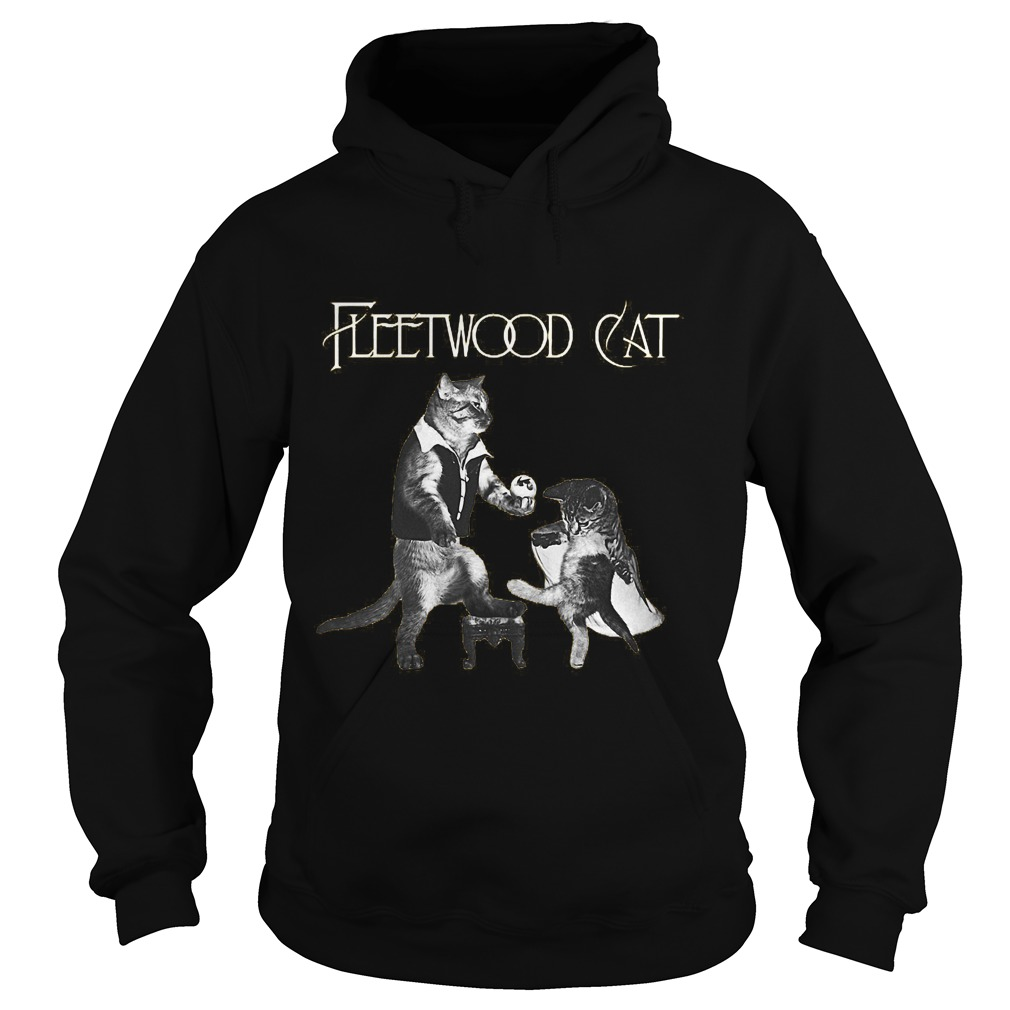 Fleetwood Cat Hoodie