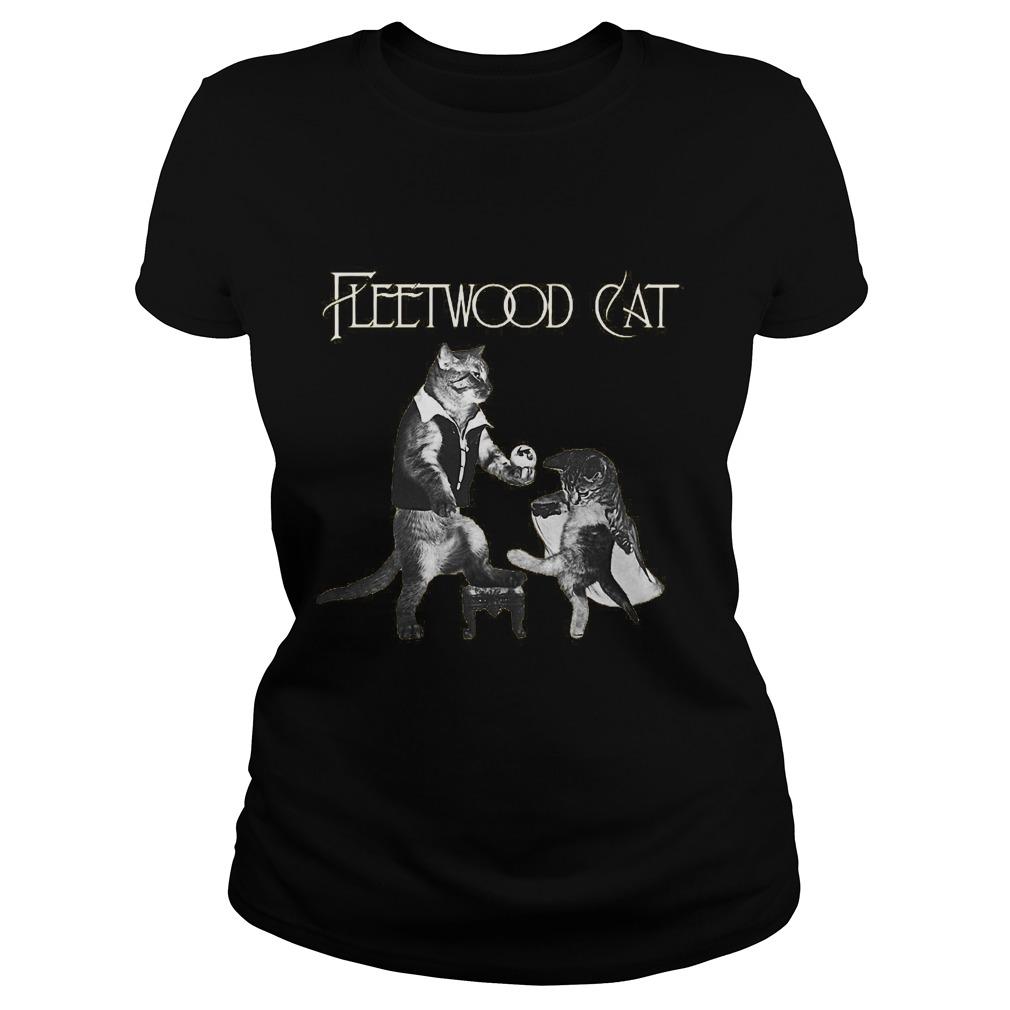 Fleetwood Cat Ladies Tee