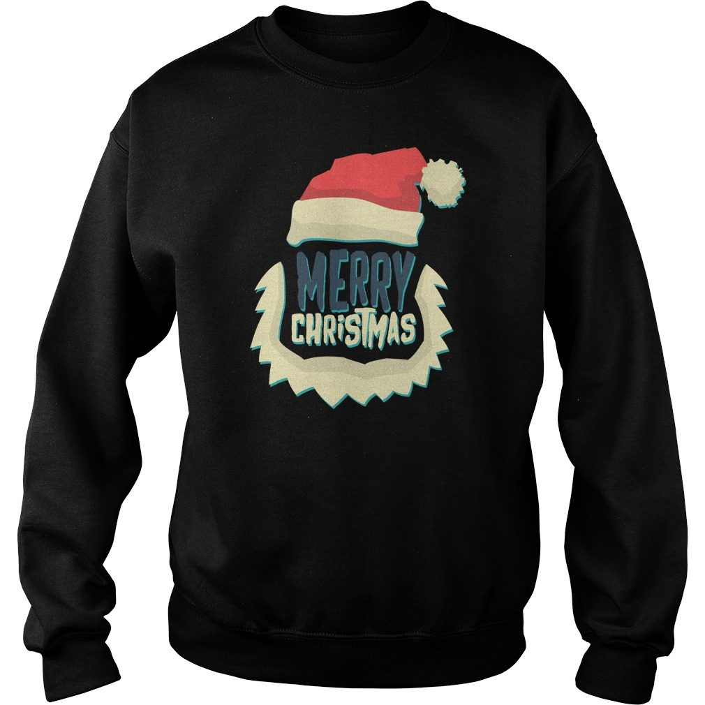 Merry Christmas Santa Claus Sweater