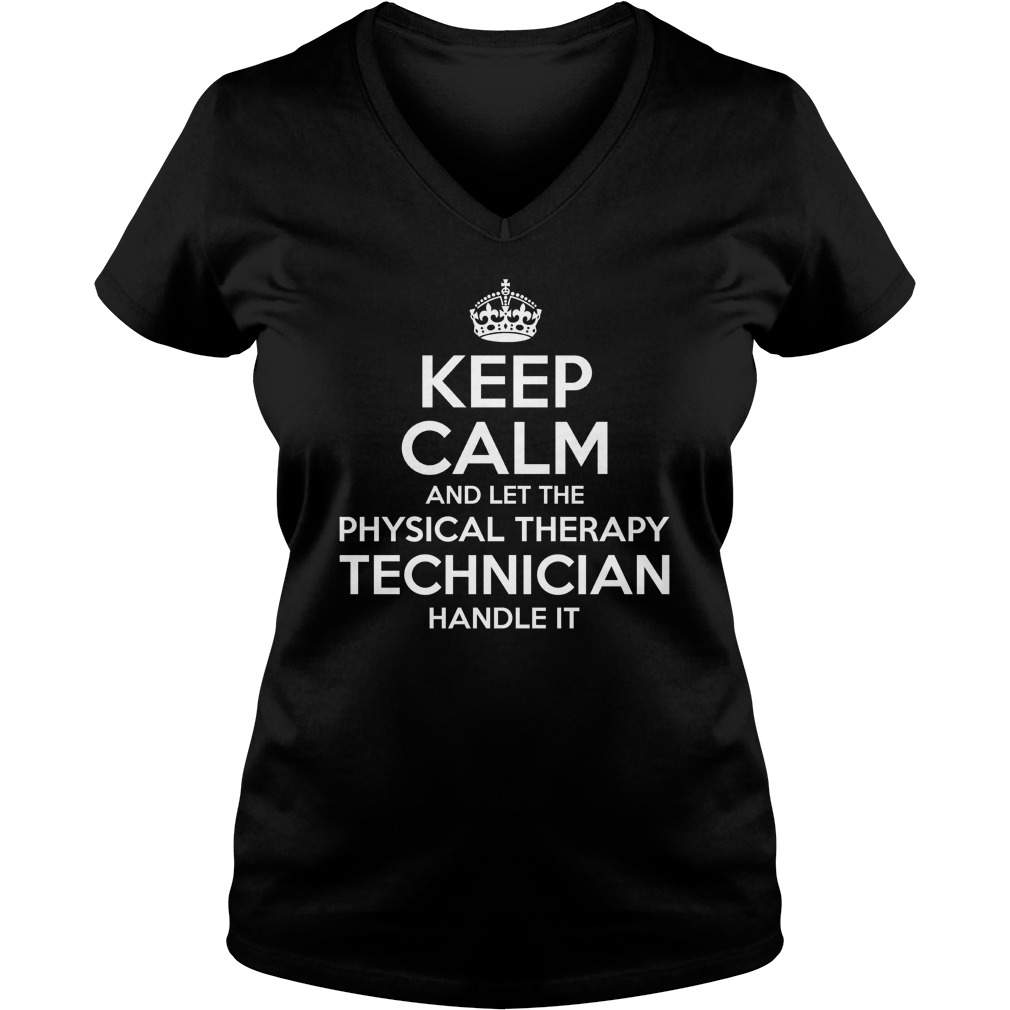 Physical Therapy Technician Shirt