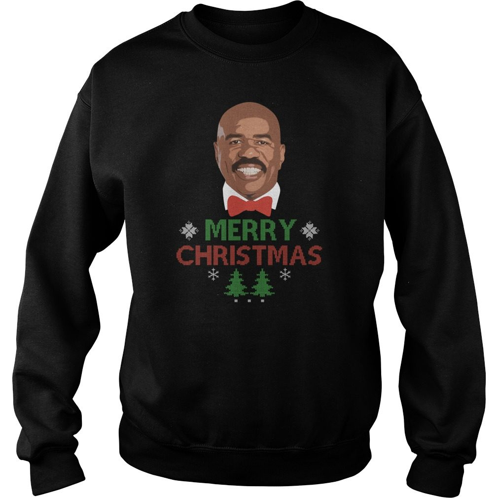 Steve Harvey Christmas Sweater