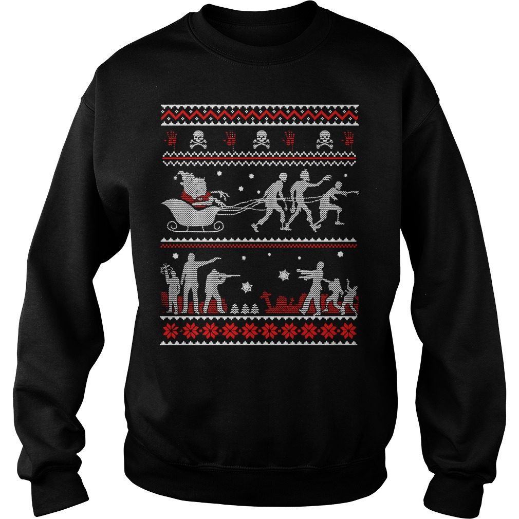 Walking Grimes Dead Sweater