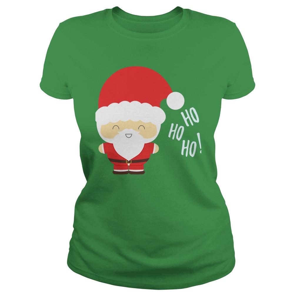 A Christmas Story Santa Ho Ho Ho