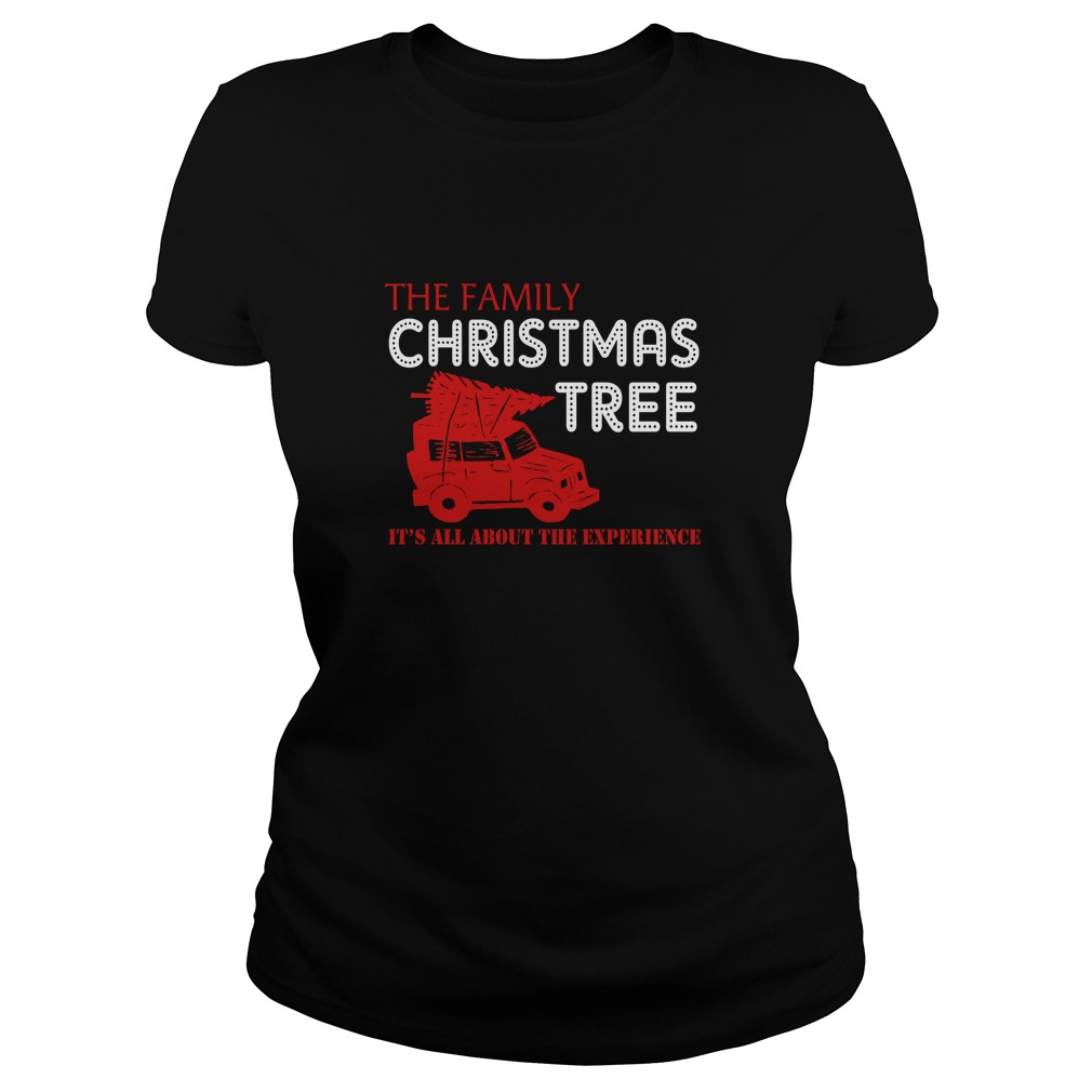 The Family Christmas Tree Sweater