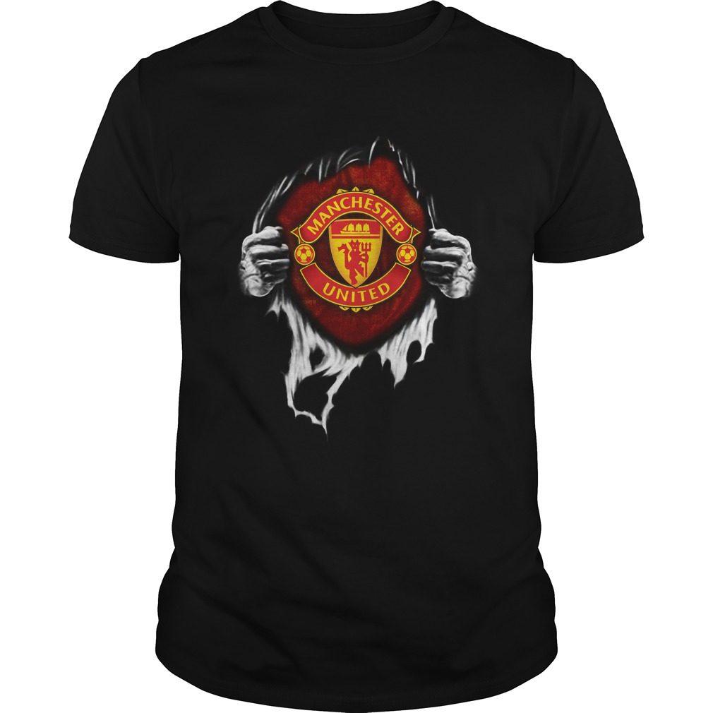 Manchester United Red Devil Shirt