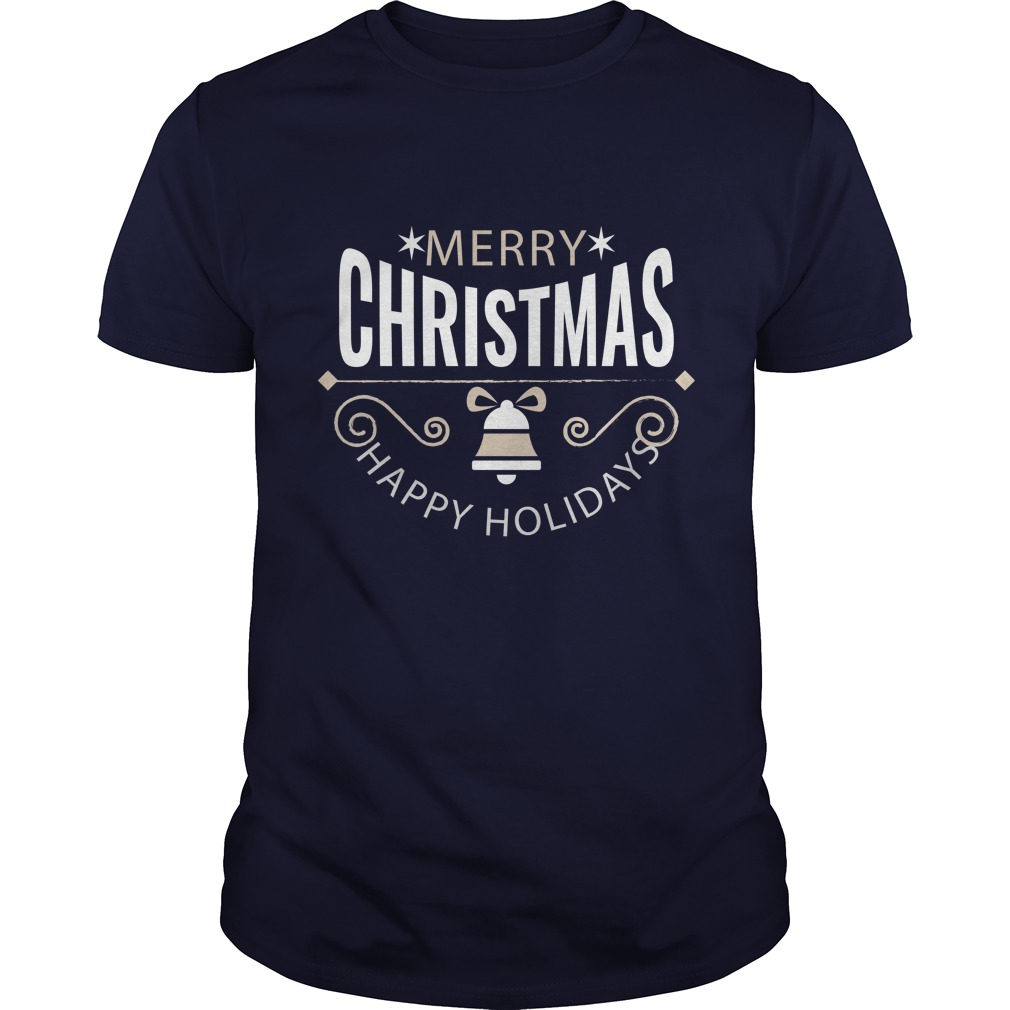 Merry Christmas And Happy Holidays Sweater