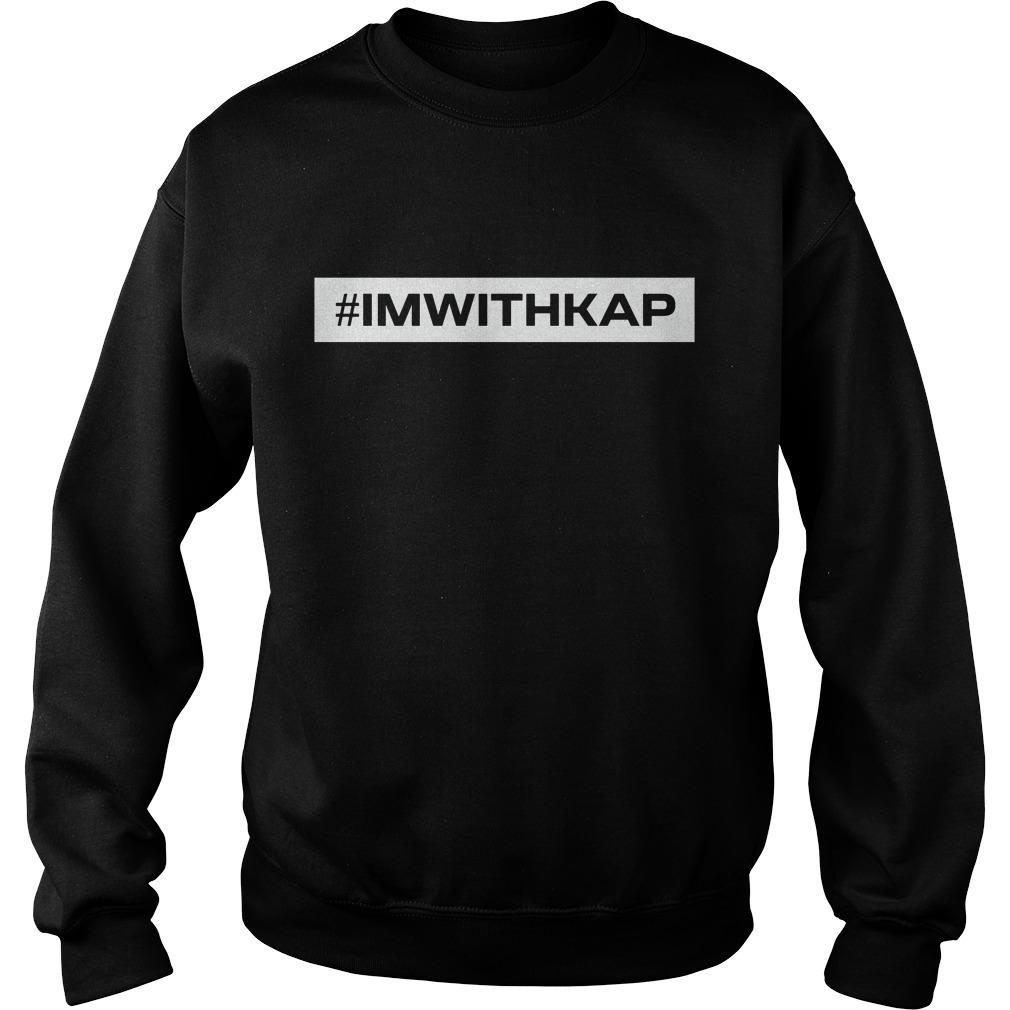 Official #imwithkap Shirt
