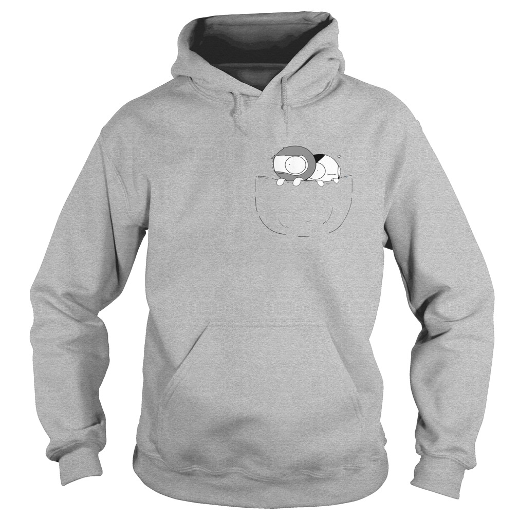 Pocket Catana And John Hoodie