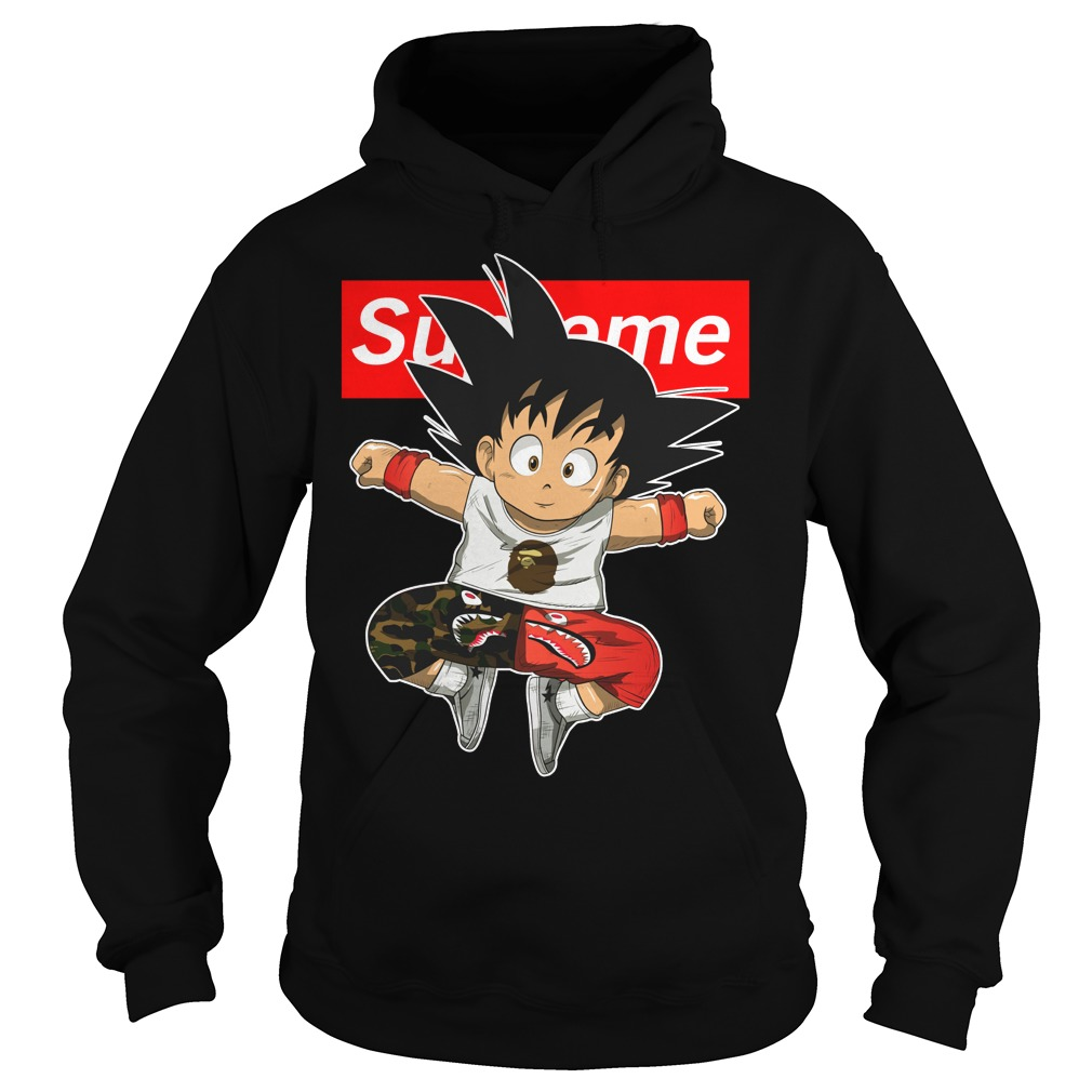 Supreme Goku Hoodie