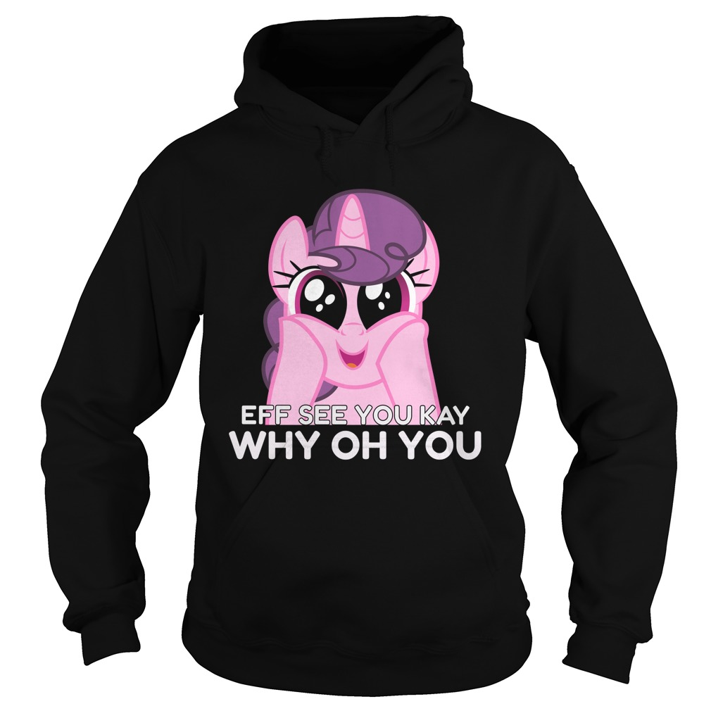 Unicorn Eff See You Kay Why Oh You Shirt