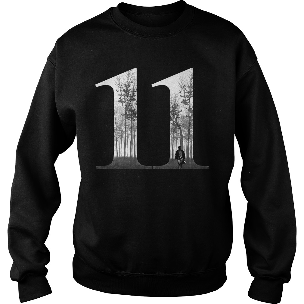 11 Eleven Stranger Things Shirt