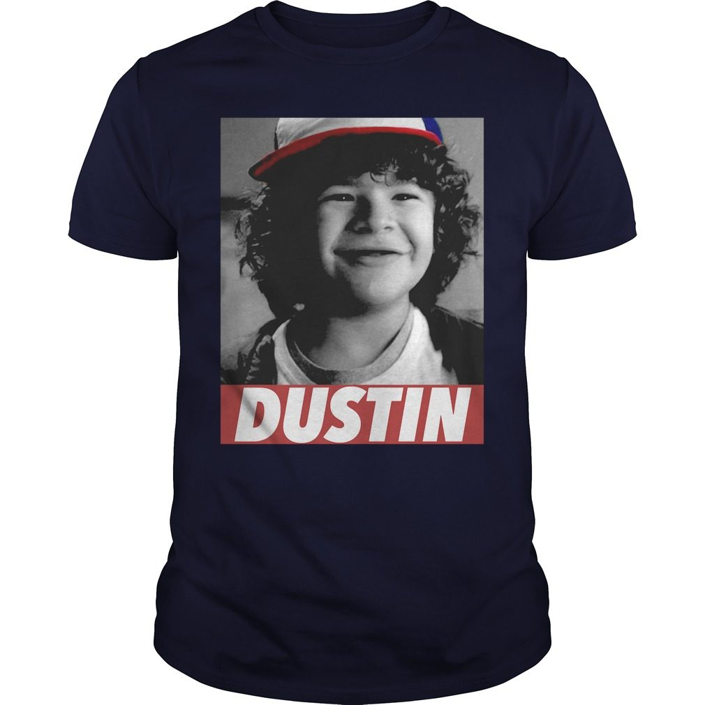 Dustin Is My Hero Stranger Things Shirt