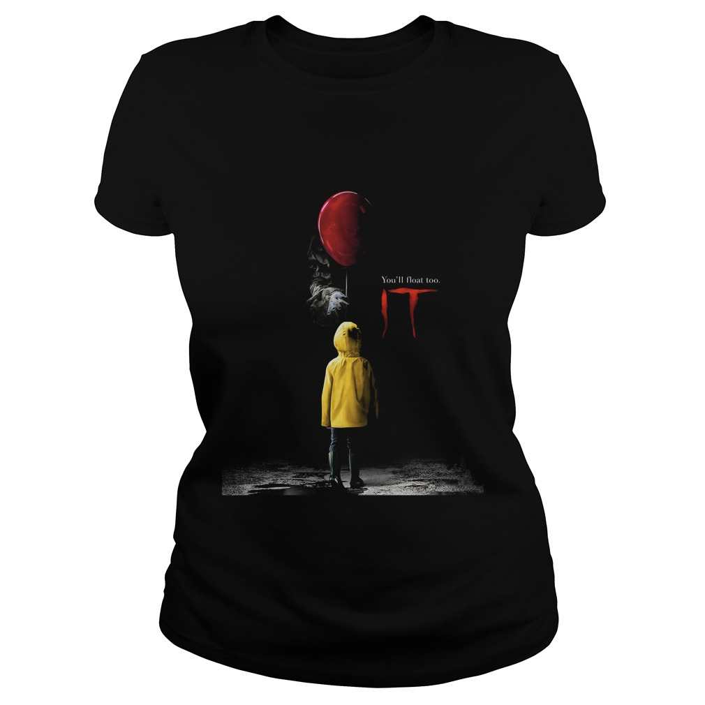 It Movie Poster 2017 Shirt, Hoodie, Sweater And V Neck T Shirt