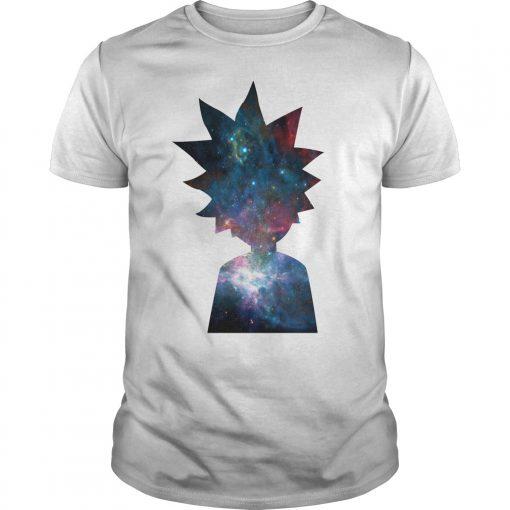 Rick And Morty Galaxy Nebula Shirt
