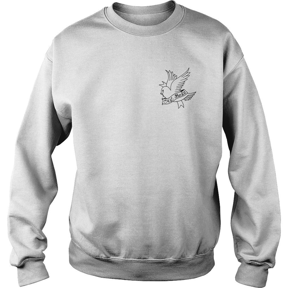 Rip Lil Peep 1996 – 2017 Crybaby Dove Shirt